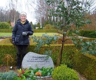 gode planter til kirkegården
